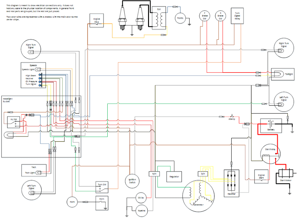 1976 kz400 wiring diagram schematic world s largest selection of rh stanleysbrasserie co uk Kawasaki ATV Wiring Diagram Kawasaki Bayou 220 Wiring Diagram