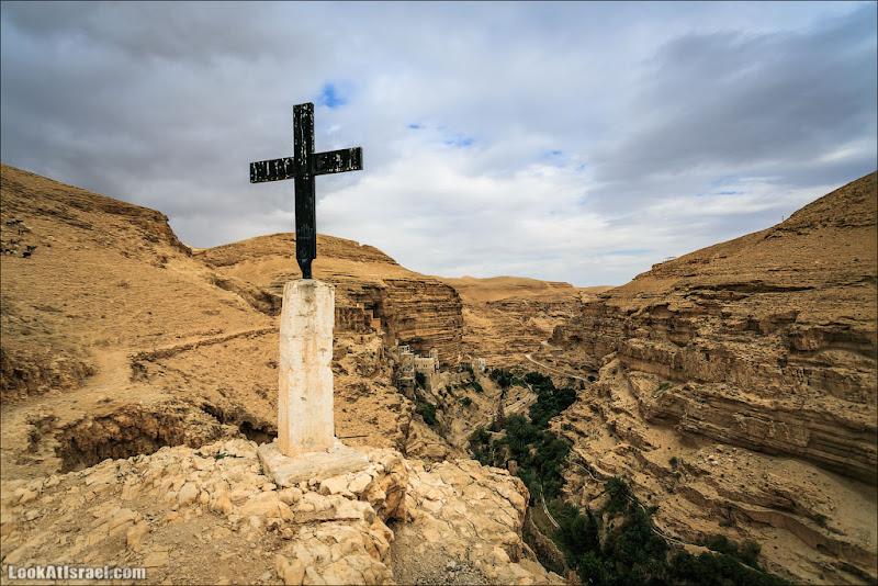 И вновь о монастыре святого Георгия Хозевита