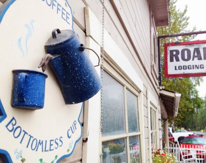 Roadhouse Cafe, Talkeetna, Alaska