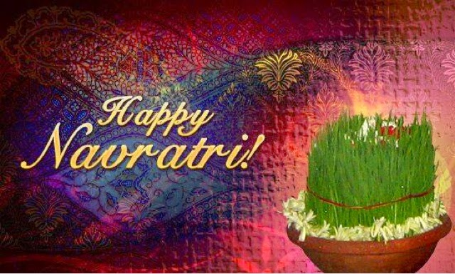 Happy Navratri Greetings HD Wallpaper .. Whatsapp Navratri HD wall paper.. Happy Navratri to all