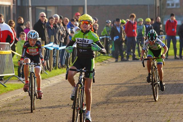 Jorben Lauryssen wint aspirantencross mska Roeselare