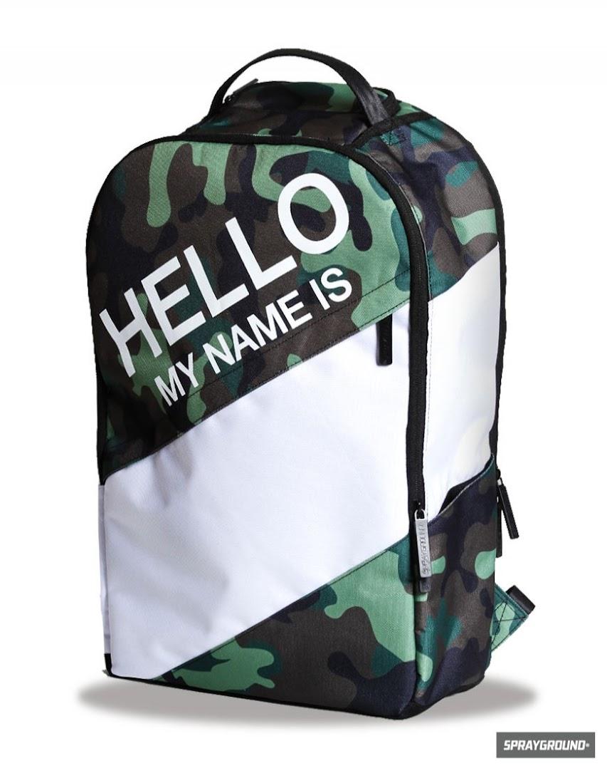 *千奇百怪的惡搞包:Sprayground Bags 3