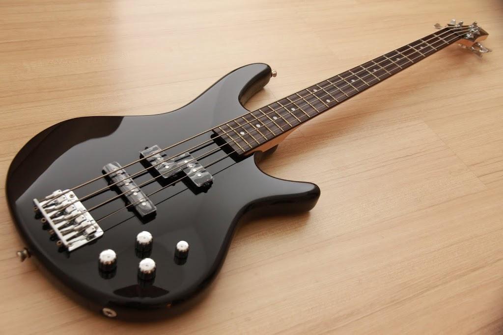 Crinson Music And Guitars Ibanez Gsr200 Black
