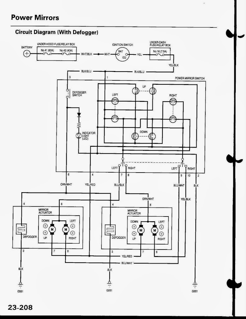99 Honda Civic Ke Switch Wiring Diagram. Honda. Auto Parts