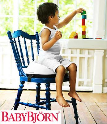 Rhausseur De Chaise Pour Bb Babybjrn Cubes Amp Petits Pois
