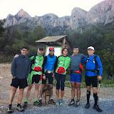 Vuelta al Cabeçó - Entrenando para el Montcabrer (1-Mayo-2012)