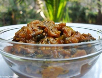 tamarind pickle recipe