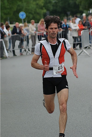 lopen tijdens triatlon roeselare