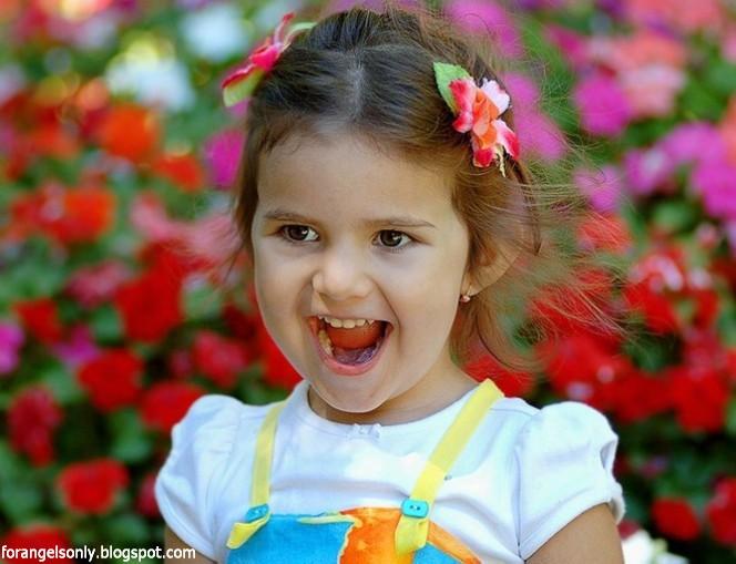 Cute Baby Gud Morning Wallpaper Beautiful Children Photos Forangelsonly