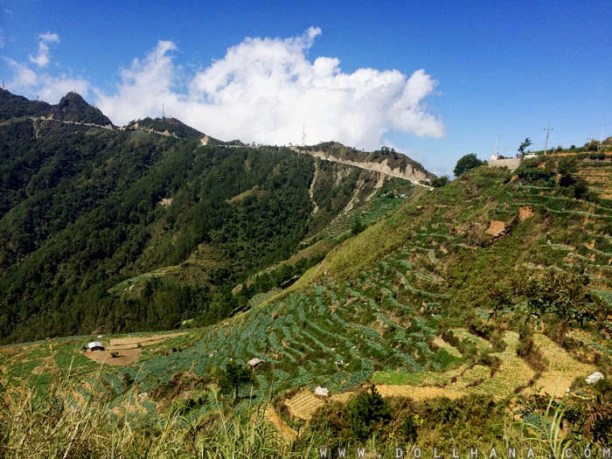 what to do in Baguio city activities destinations sitio la presa forevermore