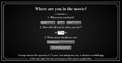 Where are you in the Movie?