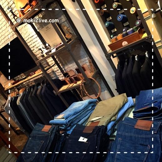 ์selvedgework custom jeans siam square soi 2
