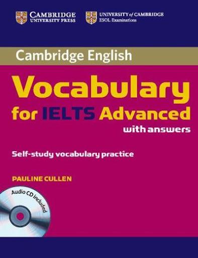 Vocabulary for IELTS Advance
