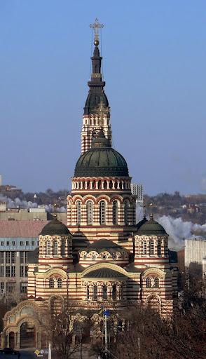 Благовещенский собор Харьков