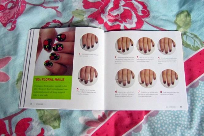 Win The Wah Nails Nail Art Book Series
