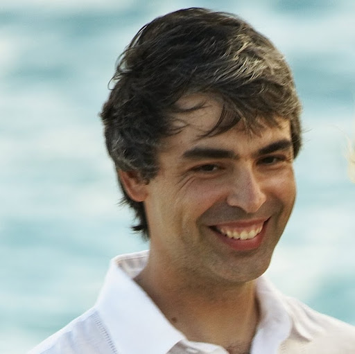 Larry Page's profile photo