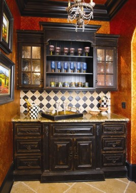A new twist on an old classicButlers pantries  The