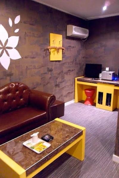 cool motel room jeonju