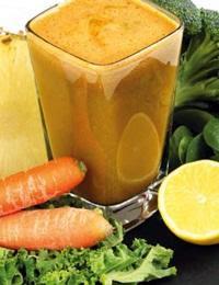Resep Minuman Dari Sayuran : resep, minuman, sayuran, Resep, Minuman, Dingin, Segar, Sederhana