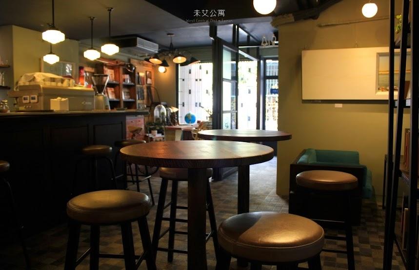 台南咖啡館,未艾公寓-3