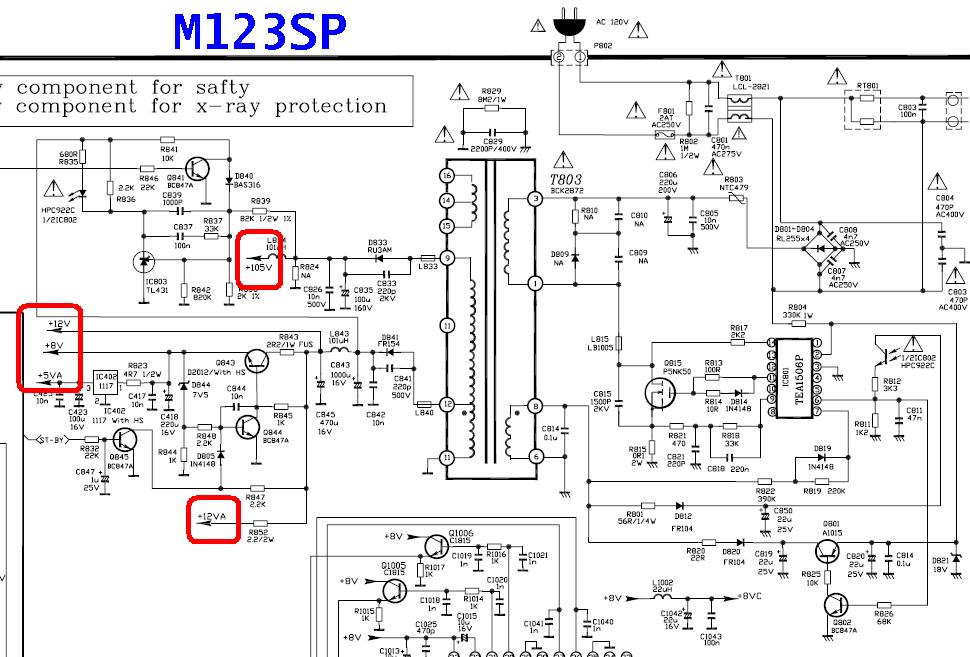 LA WEB HOY: Chasis M123A en diferentes marcas y modelos