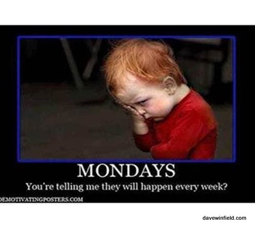 Motivational - Mondays