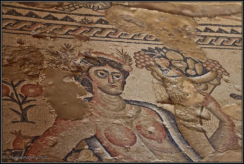 Мозаики Ципори