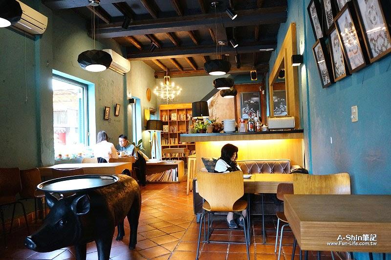勤美綠園道咖啡館,ino cafe-5