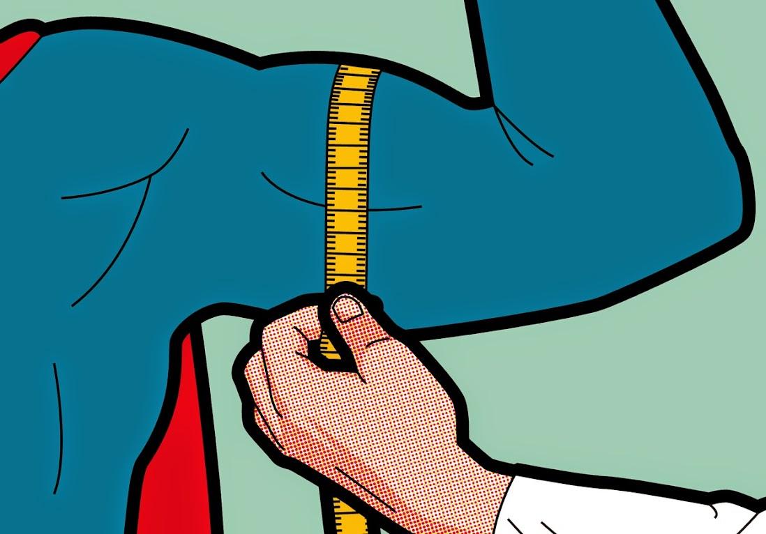 *當超級英雄前他們也是平凡人:超級英雄的秘密生活 14