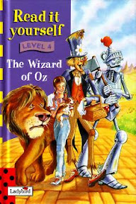 Read It Yourself: The Wizard of Oz Level 4