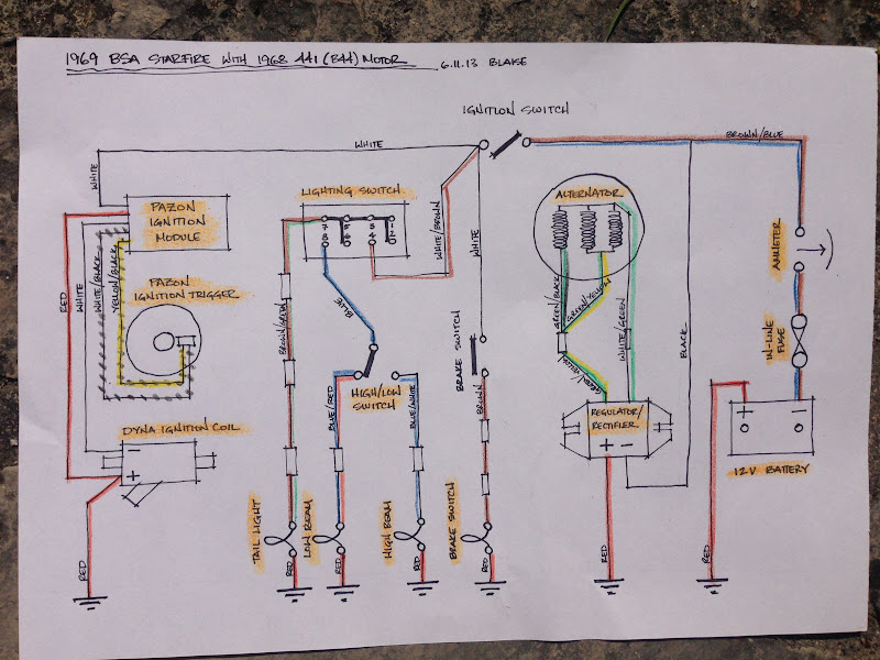 Wiring 4 Wire Regulator Rectifier Wiring Diagram Wiring Imgs 1620216