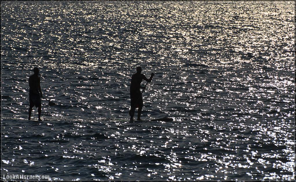 Тель Авив - ходящие по воде | Tel Aviv - Walking on water