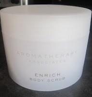 Aromatherapy Associates Enrich Body Scrub