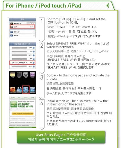 【走走東京】申請免費wifi
