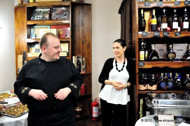chef Geroge Popescu - La Bunataturi