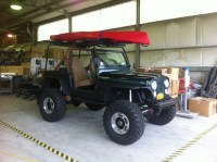 Kargo master jeep roof rack