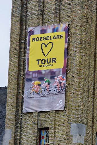 Roeselare houdt van de Tour de France