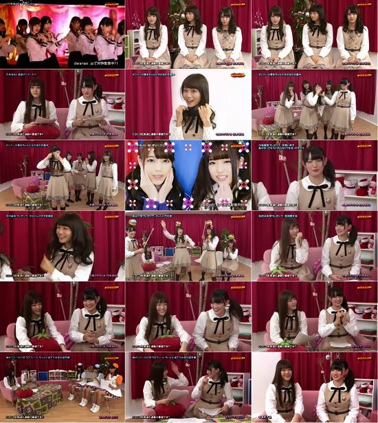 (TV-Variety)(480p)(乃木坂46) 松村沙友理 中田花奈 – Nama no Idol ga Suki ep08 131204 (Download)