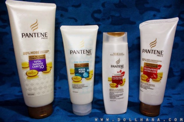 Pantene Daily Intensive Conditioners