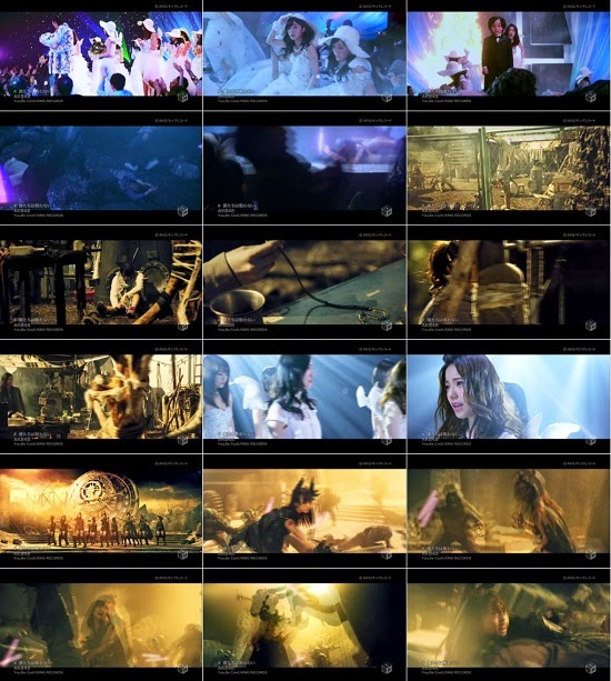 (PV)(1080i) AKB48 – 僕たちは戦わない (M-ON! HD) 150427