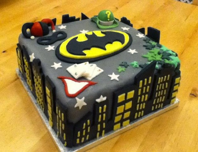50 Best Batman Birthday Cakes Ideas And Designs