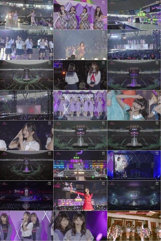 (TV-Music)(1080i) 乃木坂46 3rd YEAR BIRTHDAY LIVE 150222