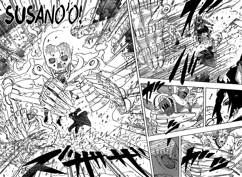Komik naruto 551 page 9