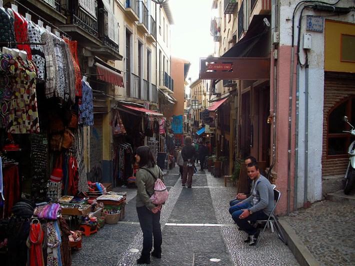 Ruta por Andalucía. Albaicín, Granada