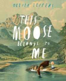 Art from This Moose Belongs to Me by Oliver Jeffers