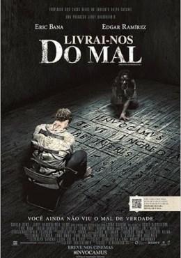 Livrai-nos do Mal R5 Dublado – Torrent XviD AVI (2014)