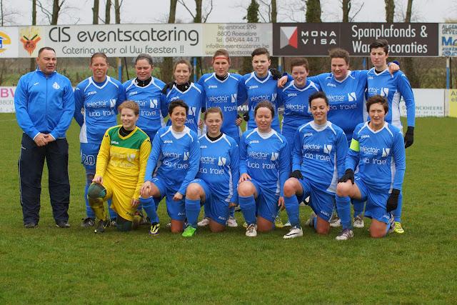 Damesploeg SV De Ruiter