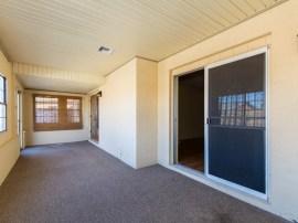 picture that showcases Enclosed patio