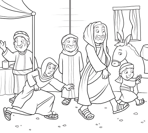MINISTÉRIO BÍBLICO INFANTIL_por KAROLLINE POERNER: A CURA