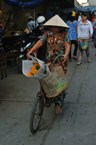 mercado flotante vietnam